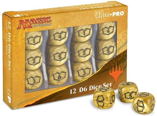 Ultra-Pro 12 ct Ixalan Loyalty Dice Set  (86706)