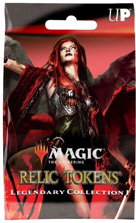 Ultra Pro - Magic The Gathering: Legendary Collection Relic Tokens Pack