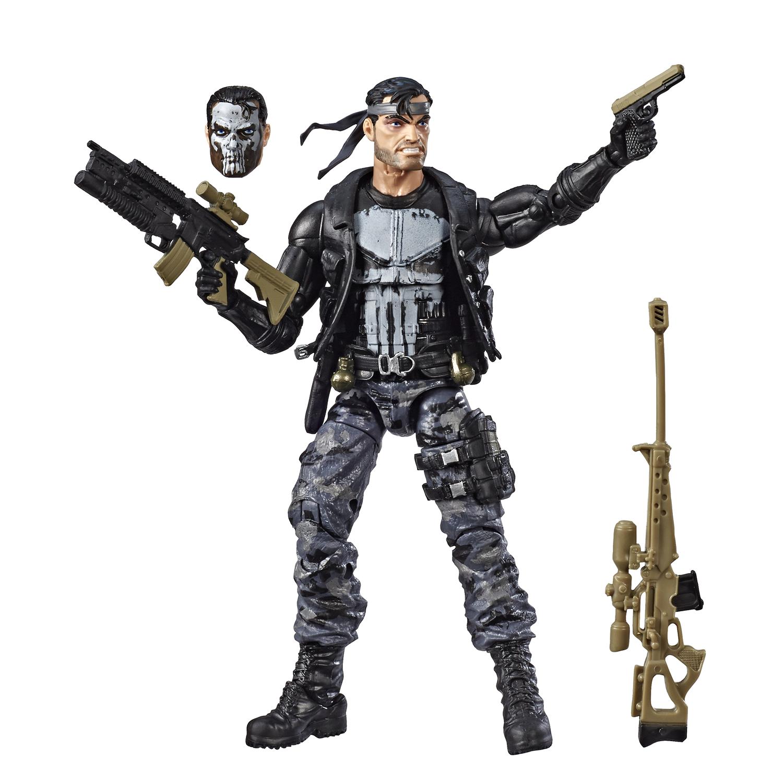 Marvel Legends Punisher Variant 6 inch Action Figure