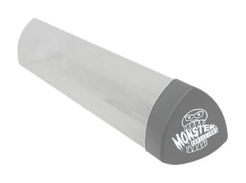 Monster Playmat Tube Silver
