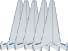Ultra-Pro Small (5) Lucite Stand for Card Holders (81256)