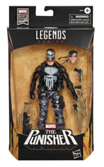 Marvel Legends Punisher Variant 6 inch Action Figure