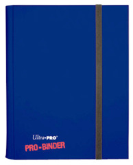 Ultra-Pro Binder (Dark Blue) 82976