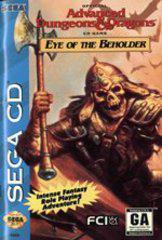 Sega CD AD&D Eye of the Beholder [In Box/Case Complete]