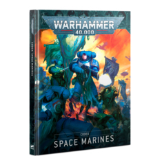 Warhammer 40k Codex Space Marines Hardcover