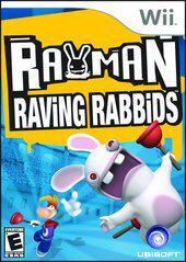Nintendo Wii Rayman Raving Rabbids [In Box/Case Complete]