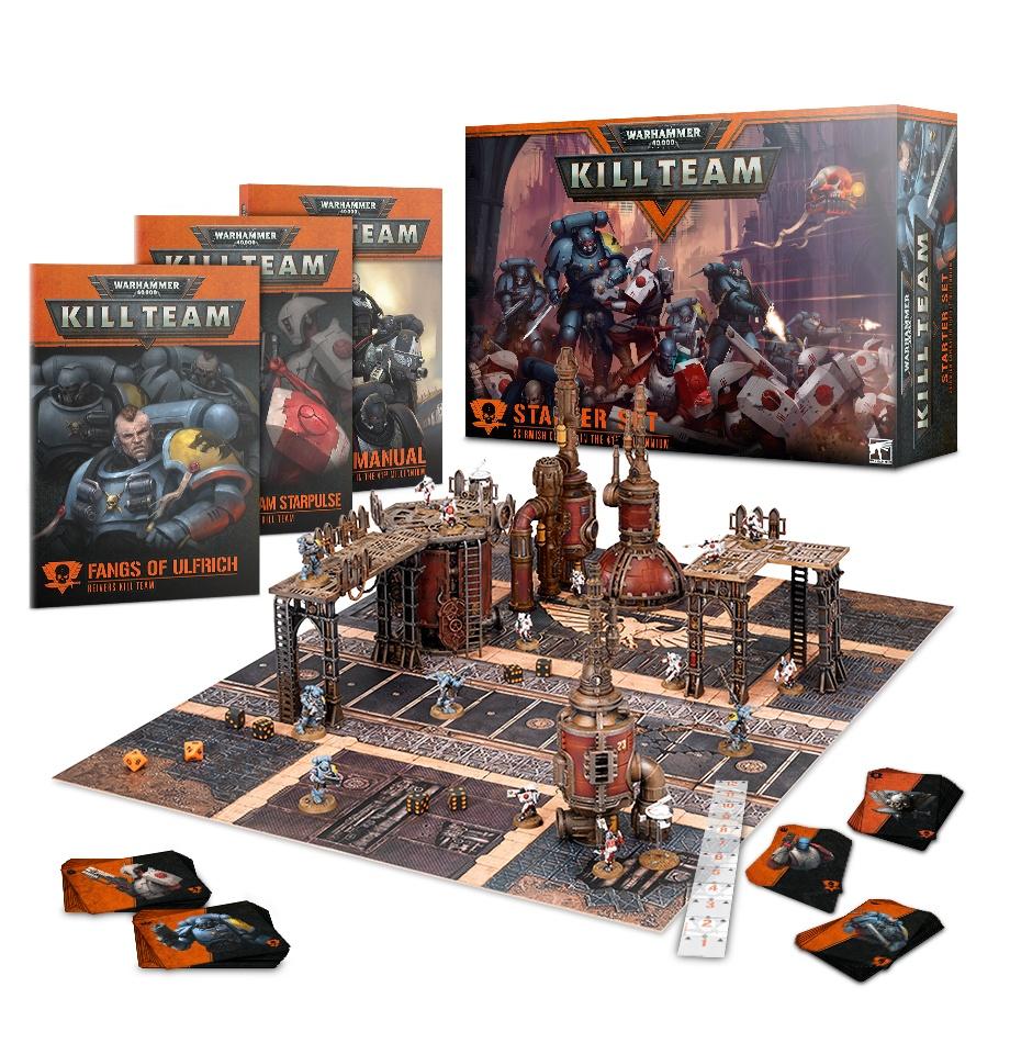 Warhammer 40k Kill Team Starter Set