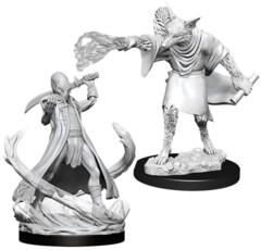Nolzur's Marvelous Miniatures - Arcanaloth & Ultroloth