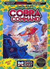 Nintendo NES Cobra Command [Loose Game/System/Item]
