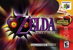 Nintendo 64 (N64) Legend of Zelda Majora's Mask [Loose Game/System/Item]