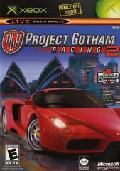 Microsoft Xbox (XB) Project Gotham Racing 2 [In Box/Case Complete]