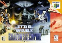 Nintendo 64 (N64) Star Wars Shadows of the Empire