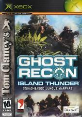 Microsoft Xbox (XB) Tom Clancy's Ghost Recon Island Thunder [In Box/Case Complete]