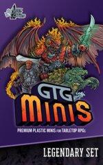 GTG Minis Legendary Set with Bases (4M/4L)