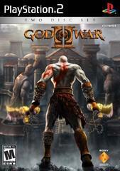 Sony Playstation 2 (PS2) God of War II