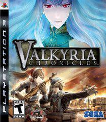 Sony Playstation 3 (PS3) Valkyria Chronicles