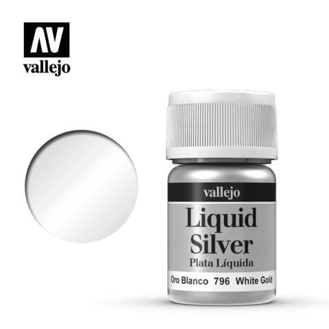 VAL70796 White Gold, Alcohol Based 35ml