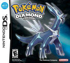 Nintendo DS Pokemon Diamond [Loose Game/System/Item]