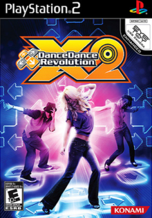 Sony Playstation 2 (PS2) Dance Dance Revolution X2 [In Box/Case Complete]