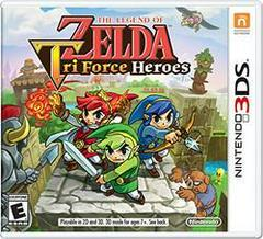 Nintendo 3DS Legend of Zelda Tri Force Heroes [Sealed]