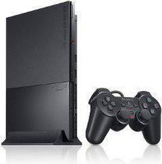 Sony Playstation 2 (PS2) Console (Slim Model SCPH-77001, 1 Controller, 8MB Mem Card, AV & Power Cable)