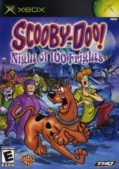 Microsoft Xbox (XB) Scooby-Doo! Night of 100 Frights [In Box/Case Complete]