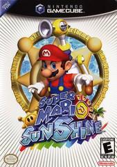 Nintendo Gamecube Super Mario Sunshine Not for Resale Version