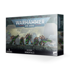 Games Workshop Necrons Immortals