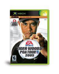 Microsoft Xbox (XB) Tiger Woods PGA Tour 2005 [In Box/Case Complete]