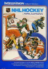 Mattel Electronics Intellivision NHL Hockey [In Box/Case Missing Inserts]