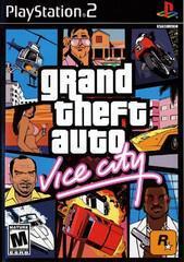 Sony Playstation 2 (PS2) Grand Theft Auto Vice City
