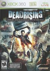 Microsoft Xbox 360 (XB360) Dead Rising [In Box/Case Missing Inserts]