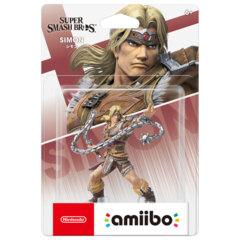 Nintendo Amiibo Super Smash Bros Simon [Sealed]