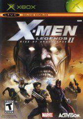 Microsoft Xbox (XB) X-men Legends II Rise of Apocalypse [In Box/Case Complete]