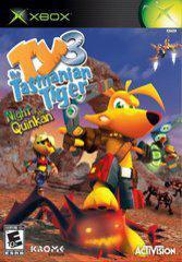 Microsoft Xbox (XB) Ty the Tasmanian Tiger 3 Night of the Quinkan [In Box/Case Complete]