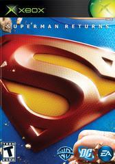 Microsoft Xbox (XB) Superman Returns [In Box/Case Complete]