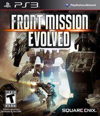 Sony Playstation 3 (PS3) Front Mission Evolved