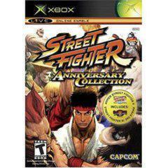 Microsoft Xbox (XB) Street Fighter Anniversary Collection [In Box/Case Complete]