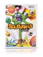 Nintendo Wii Squeeballs Party [In Box/Case Complete]