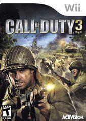 Nintendo Wii Call of Duty 3