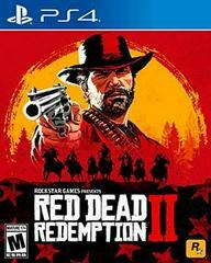 Sony Playstation 4 (PS4) Red Dead Redemption II