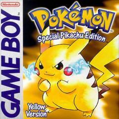Nintendo Game Boy (GB) Pokemon Yellow (Battery Tested)