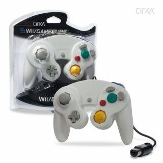 Cirka Wired Controller (GameCube/Wii) White
