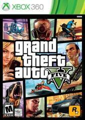 Microsoft Xbox 360 (XB360) Grand Theft Auto V [In Box/Case Complete]