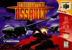 Nintendo 64 (N64) Aerofighters Assault