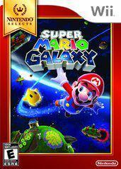Nintendo Wii Super Mario Galaxy Nintendo Selects