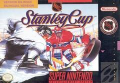 Nintendo SNES NHL Stanley Cup [Loose Game/System/Item]