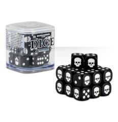 Warhammer 40k Dice Black
