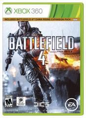 Microsoft Xbox 360 (XB360) Battlefield 4 [In Box/Case Complete]