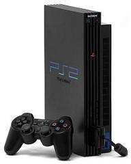 Sony Playstation 2 (PS2) Console (Model SCPH-50001, 1 Controller, 8MB Mem Card, AV & Power Cable)